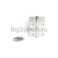 Петля Apecs 100*70-B-Steel-CR-L